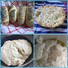 Fladen und Brötchen - Trudels glutenfreies Kochbuch, glutenfrei backen und kochen bei Zöliakie. Glutenfreie Rezepte, laktosefreie Rezepte, glutenfreies Brot