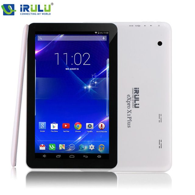 "iRULU eXpro 10.1"" Tablet PC computer Android 5.1 Dual camera Bluetooth 16GB ROM Allwinner A33 Quad Core 1.3GHz with Bluetooth US $78.99 /piece To Buy Or See Another Product Click On This Link  http://goo.gl/EuGwiH"