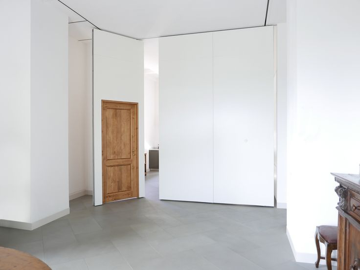 Residential movable partition walls PMR - LIGHT - ANAUNIA
