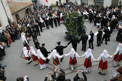 Seneghe Online - Il carnevale - Foto di Stefano Flore