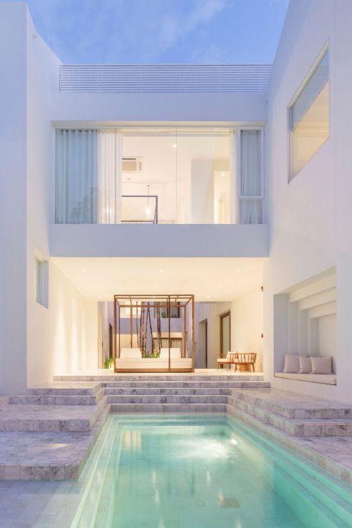 • Sala Ayutthaya Hotel • Designed by: Onion Post I by ENVIBE.CO