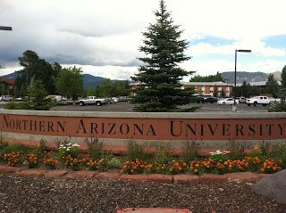 Laura's Miscellaneous Musings: A Trip to Northern Arizona University