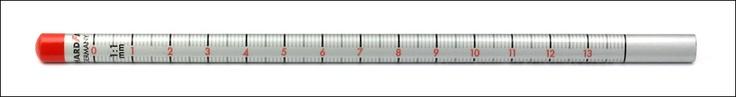 Eberhard Faber ruler pencil