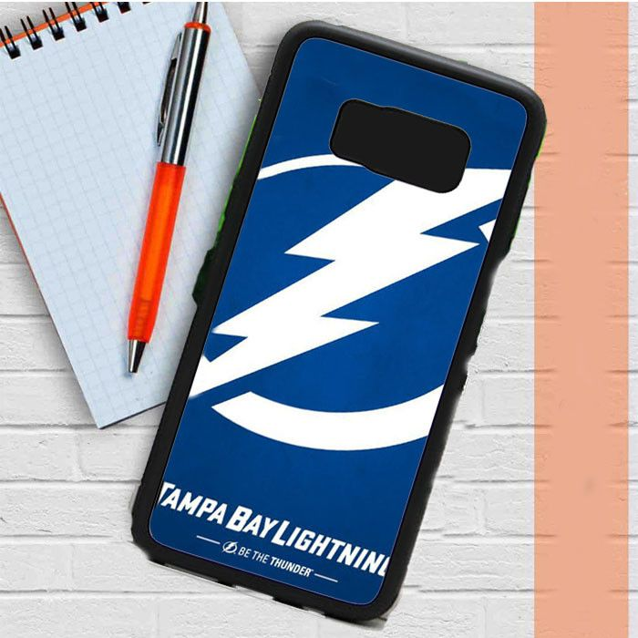 Tampa Bay Lightning Be The Thunder Samsung Galaxy S8 Plus Case Casefreed