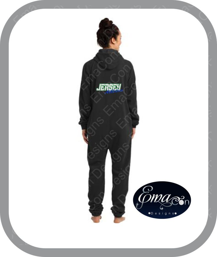 NJAC - One Piece Pajamas