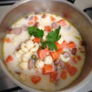 Resep sup mutiara