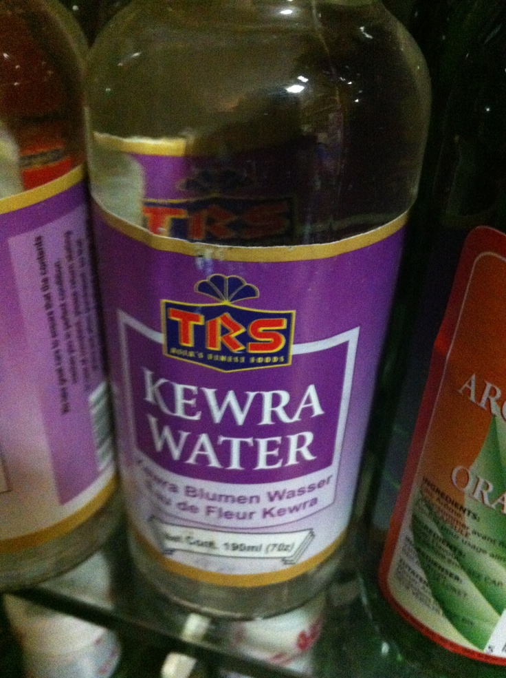 Kewra water. Volkskruidentuin, kinkerstraat.