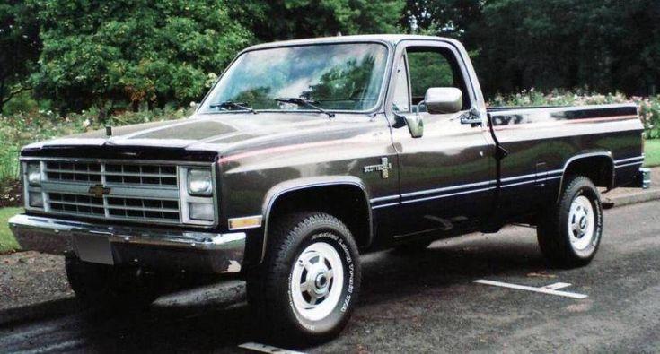 Chevy Trucks | Chevrolet 2500 4x4 Trucks