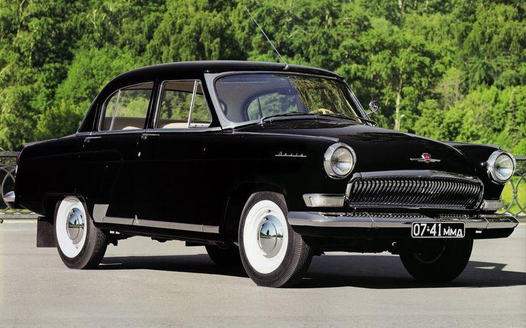 черная, wallpapers, машина, car, газ 23, black, Автомобиль, волга 1920 на 1200