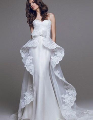Новые модели свадебных платьев - http://1svadebnoeplate.ru/novye-modeli-svadebnyh-platev-2597/ #свадьба #платье #свадебноеплатье #торжество #невеста