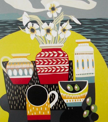 Jane Walker - Printmaker