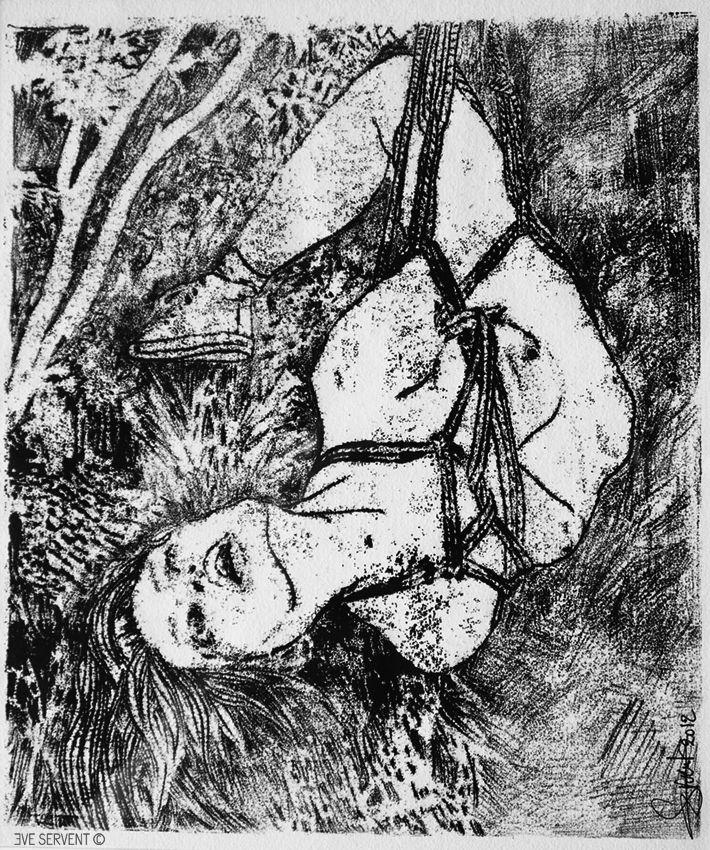 Eve Servent - Shibari I