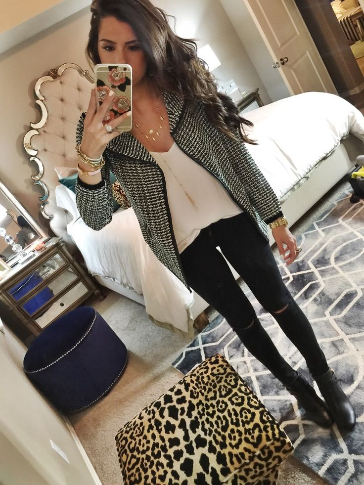 Fall Outfits w/Goodnight Macaroon (50% off of my picks!)