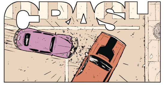 Love this panel. From Hawkeye #3, art by David Aja. (http://fuckyeahavengingarcher.tumblr.com/post/34648145708/clint-aw-man-kate-hey-look-its-a-metaphor)