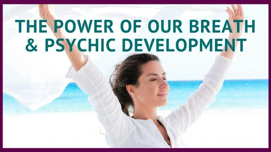 Breath occurs naturally and gracefully and should not feel like work. The deeper intelligence in the body is the driving force. Learn how: https://michellebeltran.com/the-power-of-our-breath-psychic-development/