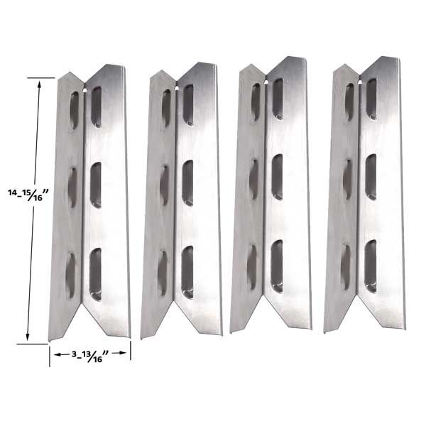4 PACK STAINLESS STEEL HEAT SHIELD FOR HAMILTON BEACH 84131, 84241C, KENMORE 640-05057345-0, 146.16197211 MODELS Fits Compatible Hamilton Beach Models : 84131, 84131C, 84241, 84241C Read More @http://www.grillpartszone.com/shopexd.asp?id=35777&sid=37538