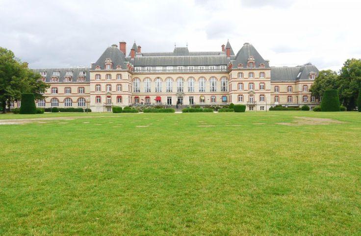 parc cite universitaire paris