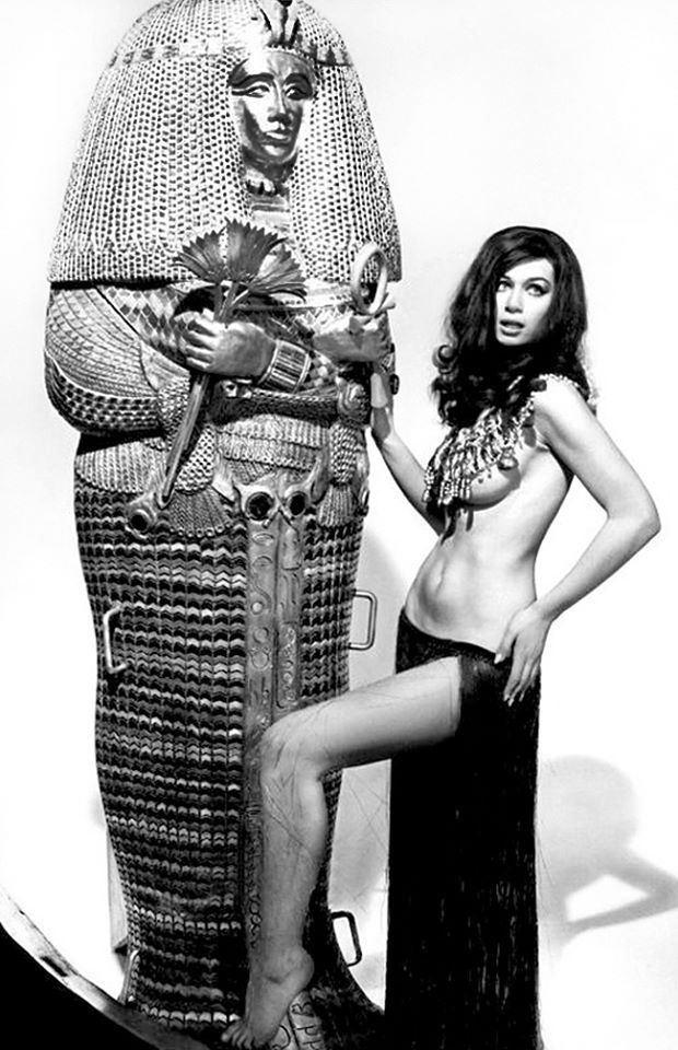 Blood From The Mummy's Tomb. Valerie Leon.