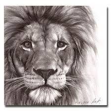 Výsledek obrázku pro small line lion tattoo