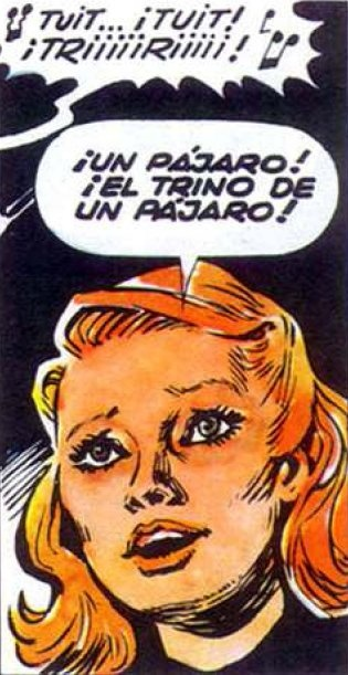 "De ""El eternauta"""