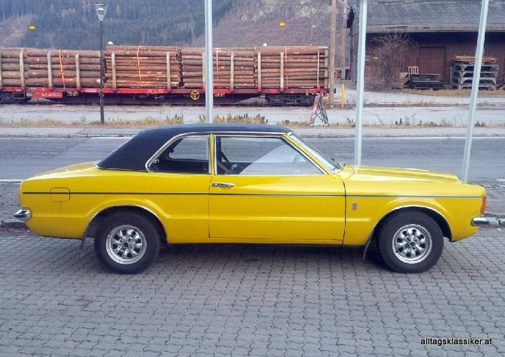 32 best ford taunus gxl coupe images on pinterest ford - Ford taunus gxl coupe 2000 v6 1971 ...