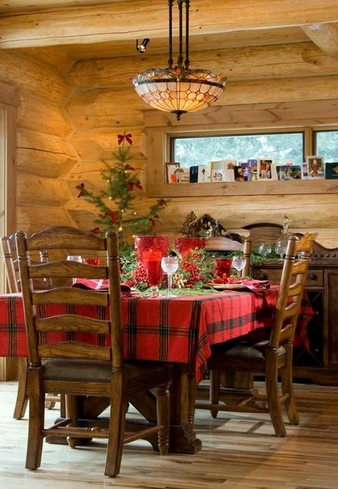 206 Best Rustic Red Images On Pinterest Log Cabin Homes