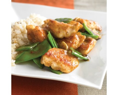 Lighter General Tso's Chicken Recipe | Food Recipes - Yahoo! Shine