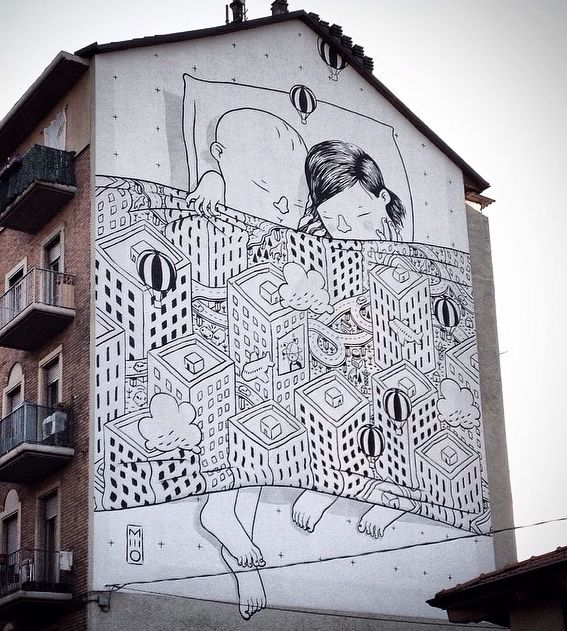 Best Street Art Images On Pinterest Street Art Urban Art - Guy paints over graffiti and rewrites them in a more legible way