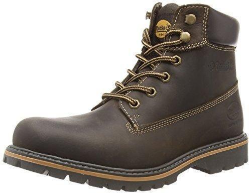 Oferta: 79.94€. Comprar Ofertas de Dockers 35CA001 - botas desert de cuero hombre, color marrón, talla 46 barato. ¡Mira las ofertas!