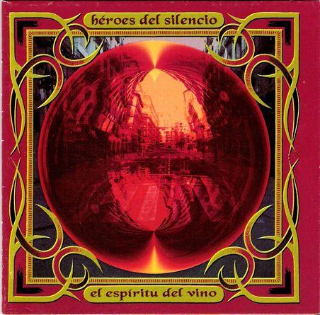 Portada El Espíritu Del Vino (2LP / CD / 2MC) (1993)