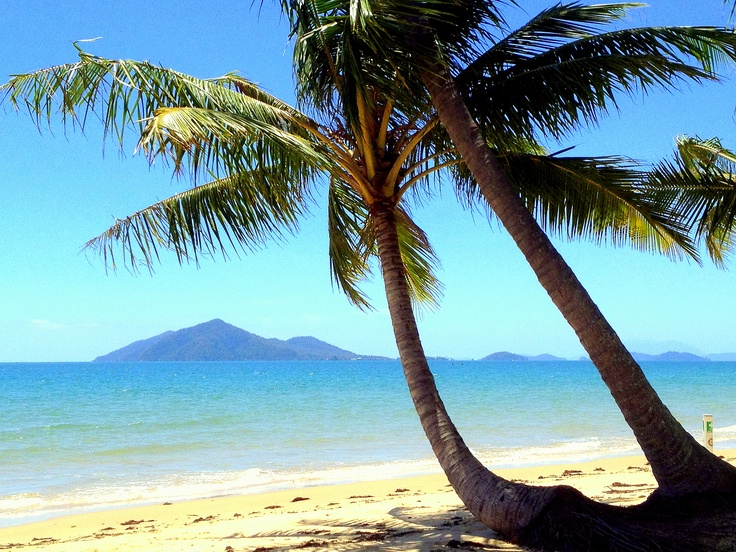 Tropical paradise Mission Beach Queensland Australia