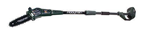 Hooyman Cordless Tree 40V Lithium-Ion Saw, 10' by Hooyman. Hooyman Cordless Tree 40V Lithium-Ion Saw, 10'. 10'.