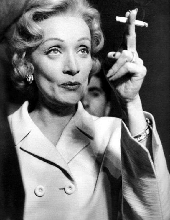 Love this picture of Marlene!