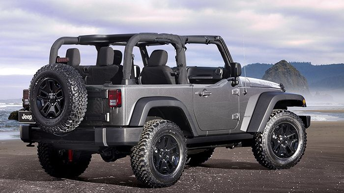 2019 Jeep Wrangler Jl Is Coming 2014 Jeep Wrangler 2015 Jeep