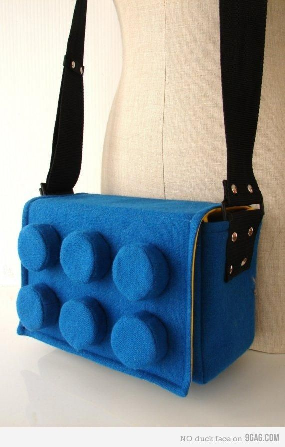 Lego satchel. Yes please.