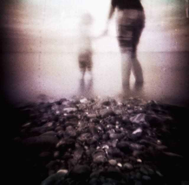 I like this pinhole photograph because it shows different depths and perceptions of the surroundings.
