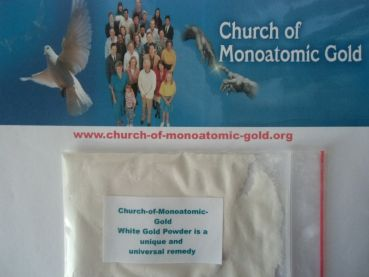 church-of-monoatomic-gold.org - Church-of-Monoatomic White Gold Powder in alchemistische Herstellung