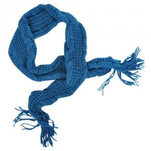 Teal Knitted Scarf (Cable Style) WAS $12.95 NOW $8.95
