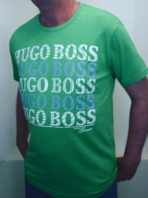 $19.81 - LAST ONE CLEARANCE SALE!! NEW! MENS GOLF T-SHIRTS LG · Hugo Boss  ...