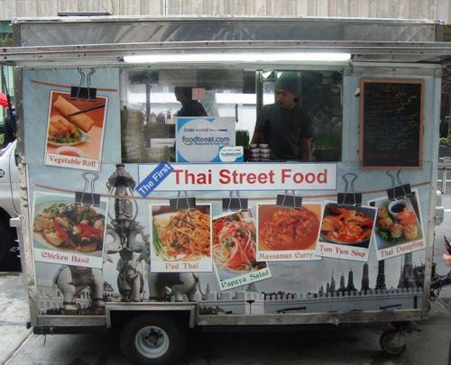 Street Eats Massaman Curry From Tuk Tuk Boy Food Trucks Food