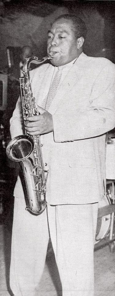 Charlie Parker on tenor