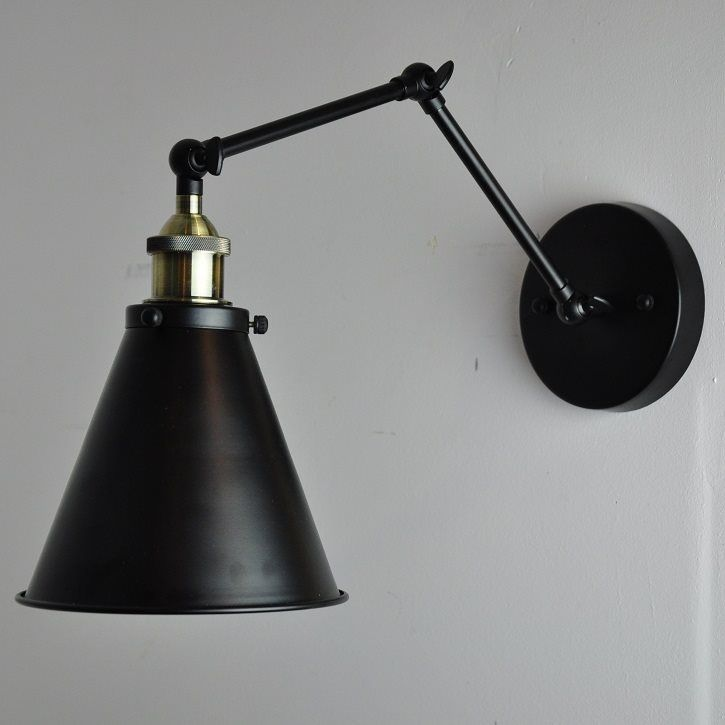 Kinkiet Swing-Arm 214