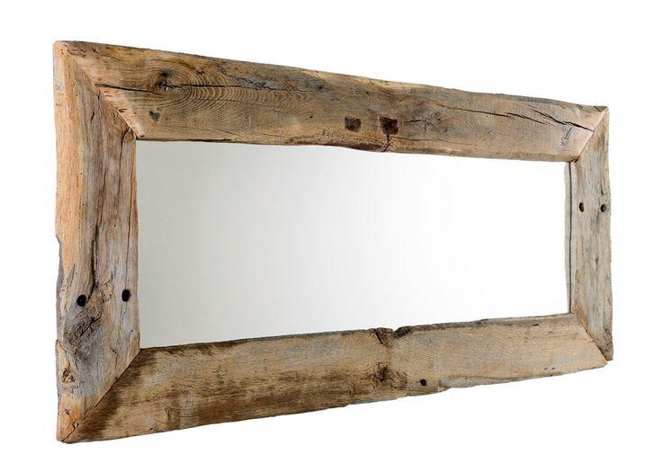 Spiegel mit Massivholzrahmen aus Eiche Altholz 180x80 21258. Buy now at https://www.moebel-wohnbar.de/spiegel-mit-massivholzrahmen-aus-eiche-altholz-180x80-21258.html
