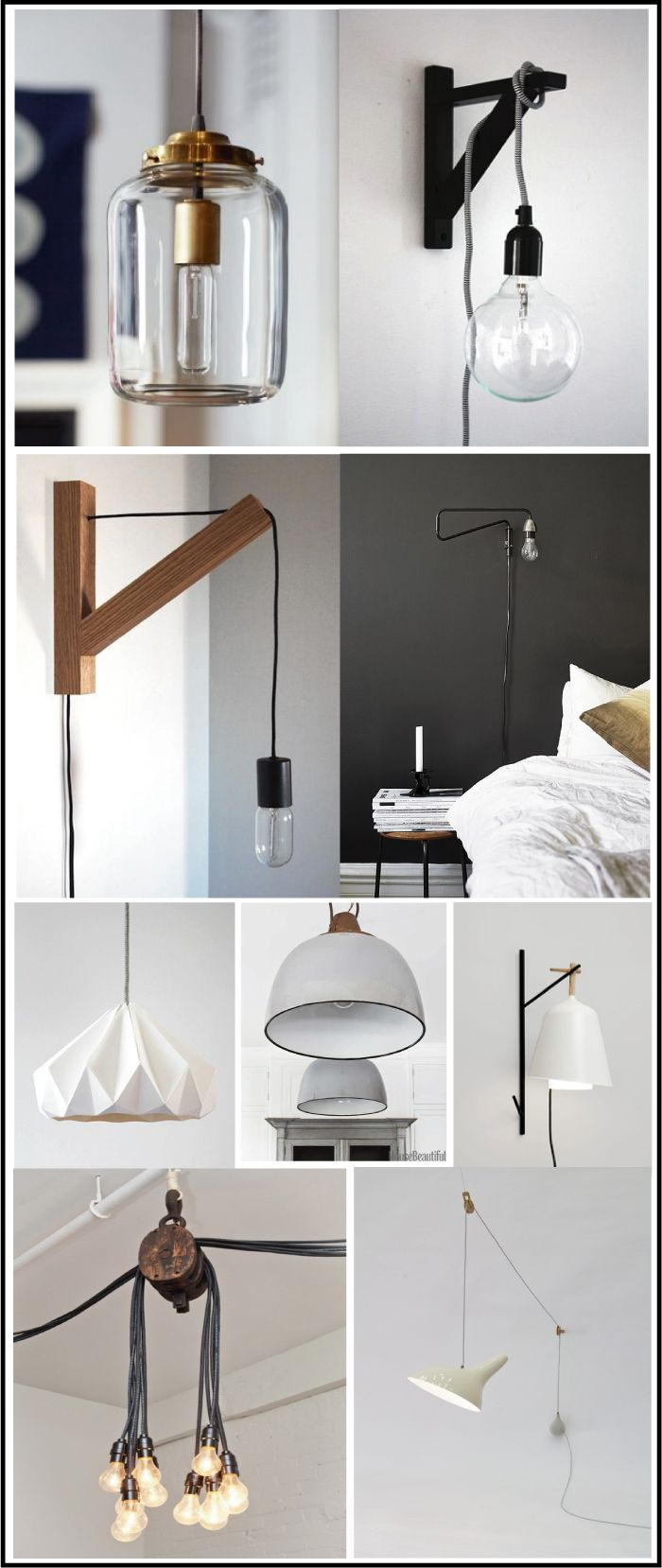 baladeuses et lampes-industrielles