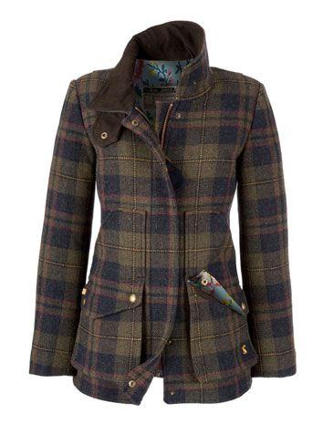 FIELDCOAT Womens Tweed Jacket. Great riding jacket!