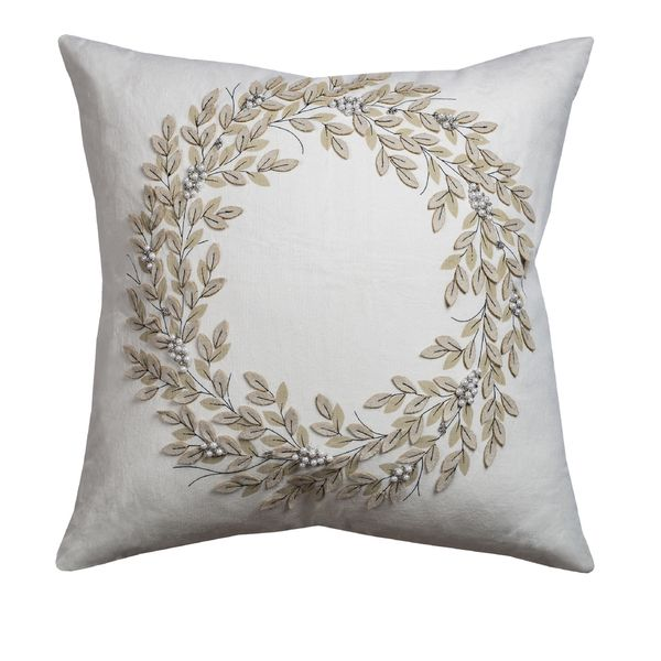 Rizzy Home Holiday Collection 20 Inch Throw Pillows