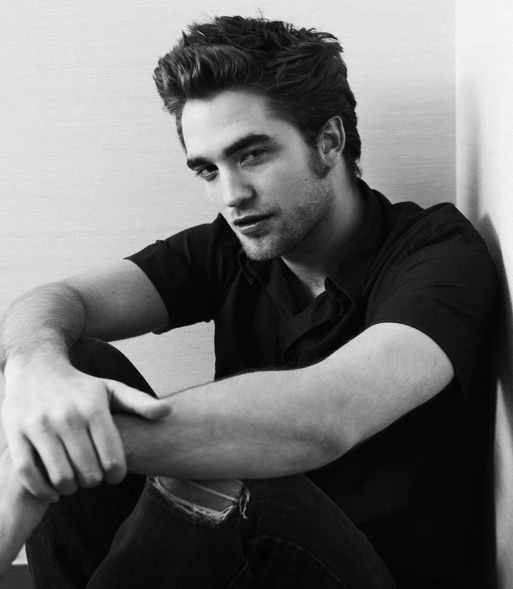 I can't tell you how many times I've been told that my son looks like a younger version of Robert Pattinson
