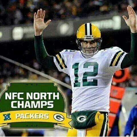 NFC Division Champs 12.28.14