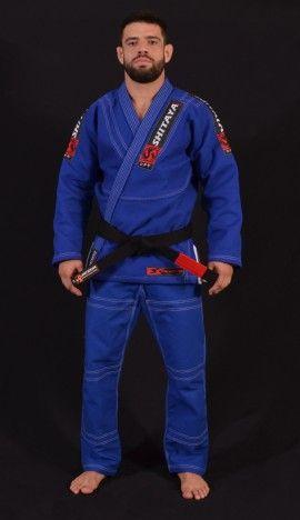 Kimono Jiu-jitsu XTREME Azul - Masculino - Produtos  Shitaya Bjj JiuJitsu ShitayaKimonos kimonosShitaya Kimonos brazilian jiu jitsu faixa preta black belt