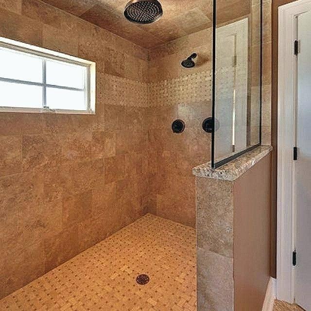 Fancy Walk In Showers No Doors Walk In Shower Without Door